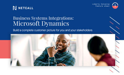 Business Systems Integrations: Microsoft Dynamics feature sheet
