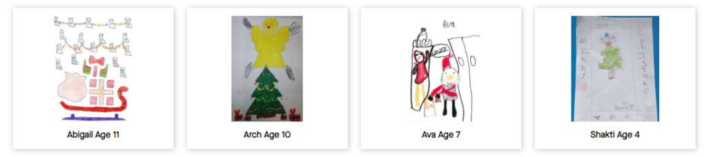 Children-of-netcall-christmas-card-competition