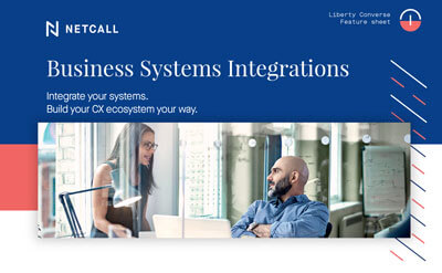 Business systems integrations feature sheet