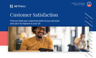 customer satisfaction feature sheet